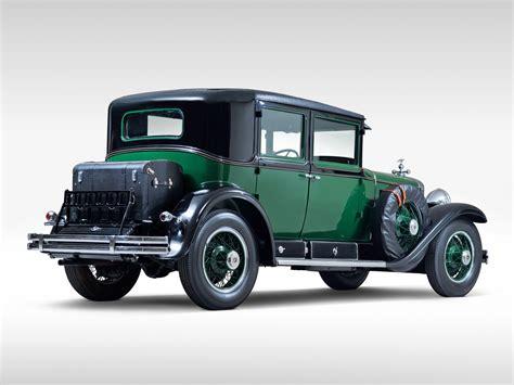 1928 Cadillac Town Sedan by 1928 Cadillac V8 341 A Town Sedan Armored Retro Luxury G