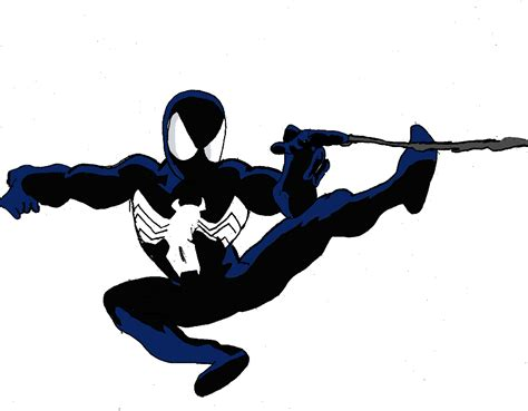 spiderman swing symbiote spiderman swinging by segavenom on deviantart