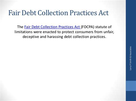 15 usc section 1692 fair debt and collection practices act funny images gallery