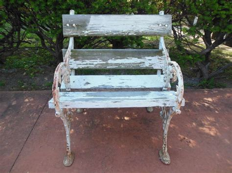 outdoor bench ends elaborate cast iron blackberry garden bench ends at 1stdibs