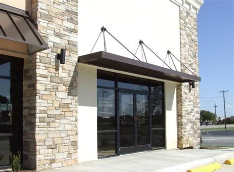 metal canopies and awnings 22 best images about exterior finishes on pinterest