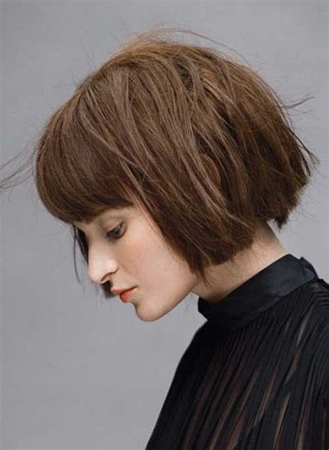 blunt cut bob hairstyle photos short hair styles for women 2016 short haircuts trendy