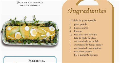 receta de ocopa arequipe a como preparar ocopa arequipe a como se prepara una causa rellena receta sencilla