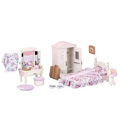 guest bedroom set sylvanian families guest bedroom set sylvanian families