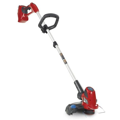 toro 51487 24 volt lithium ion cordless string trimmer 12