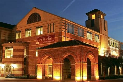 Marshall Mba Admissions by Why Usc Marshall Usc Marshall
