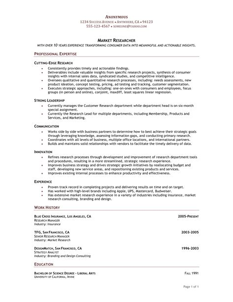 resume format the functional resume models picture