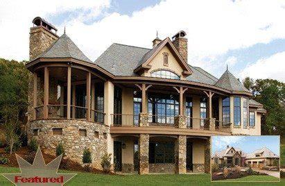 mountain house plans with walkout basement elegant house
