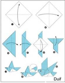 Easy Bird Origami - easy origami bird motor personalized gifts and