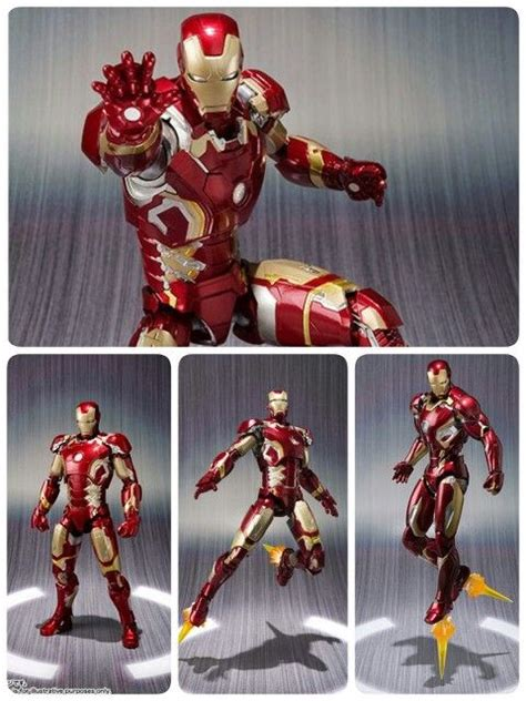Shf Ironman Mk 43 13 best images about shf bandai on shops