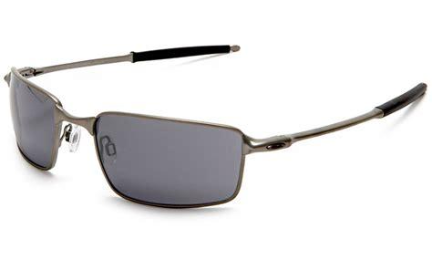 New Frame Kacamata Oakley Wiretap Silver Model 201 Limited new oakley square wire sunglasses light silver black iridium