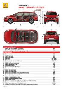 Renault Clio Dimensions Renault Clio Estate Specs 2013 2014 2015 2016