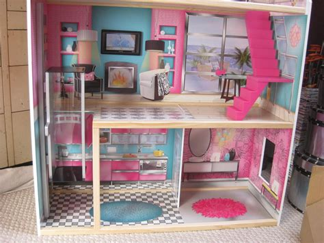 barbie doll house kits to build doll house plans for barbie house plan 2017