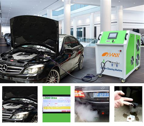 hho gas engine dpf  catalytic convertor carbon cleaning machine buy dpf catalytic convertor