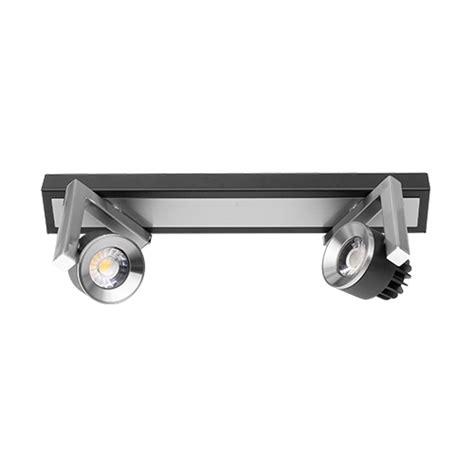 Lu Sorot Spot Light Led Outdoor Br8508 5w led spot lighting fixture 2x5w 4200k graphite ultralux