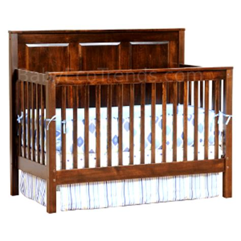 4in1 Set Chic real wood nursery furniture thenurseries