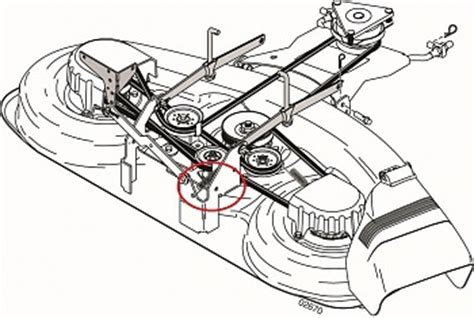 craftsman lt1000 drive belt diagram sandi pointe library of collections
