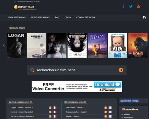 film streaming net meilleur site streaming tv