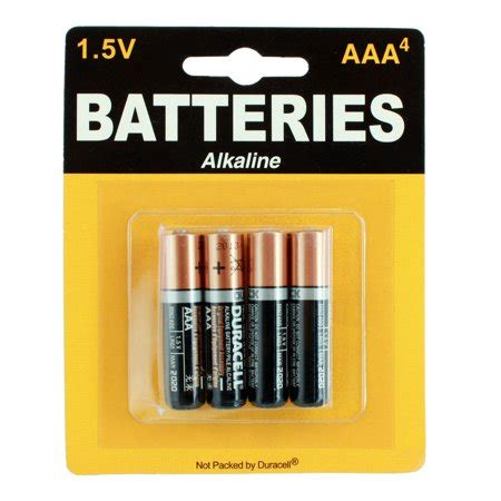 Energizer Battery Lr03 E92 duracell aaa 4pk 1 5v alkaline battery repack lr03 mn2400 e92