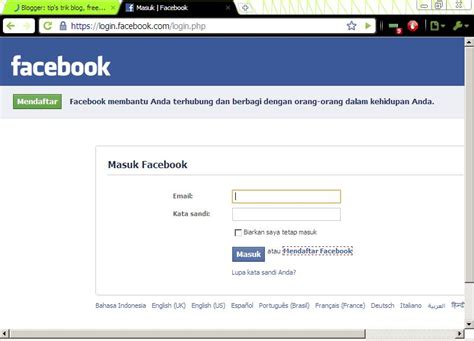 tip s trik free software login aman di