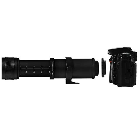 Lensa Canon Ring lensa kamera telephoto manual 420 800mm f 8 3 16 t mount