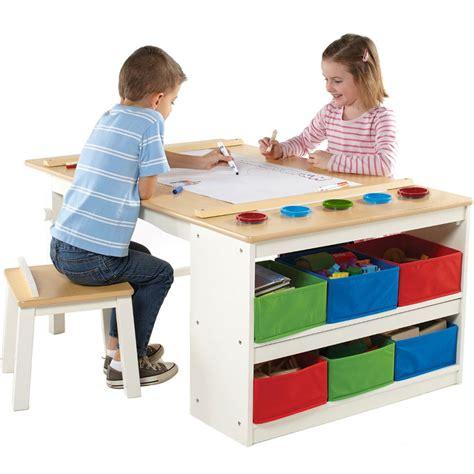 child art desk kids arts and crafts table in kids desks