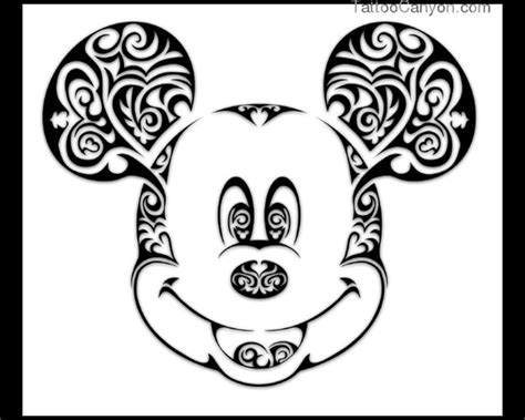 stencil mickey mouse kids coloring europe travel