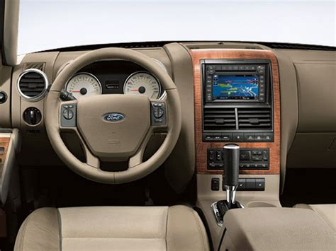 2009 Ford Explorer Interior by 2009 Ford Explorer Interior Www Pixshark Images Galleries With A Bite