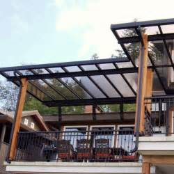 Awning Glass Roof Patio Cover Options Modern Windows Amp Building Products