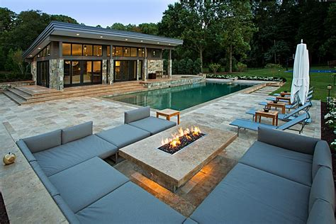 modern outdoor firepit photo gallery of outdoor kitchens fireplaces pits