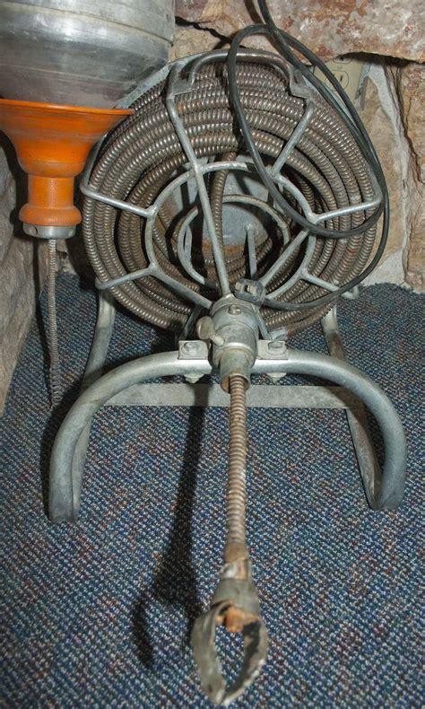 Small Plumbing by Small Plumbing Snake 93 Rentals Eureka Mt