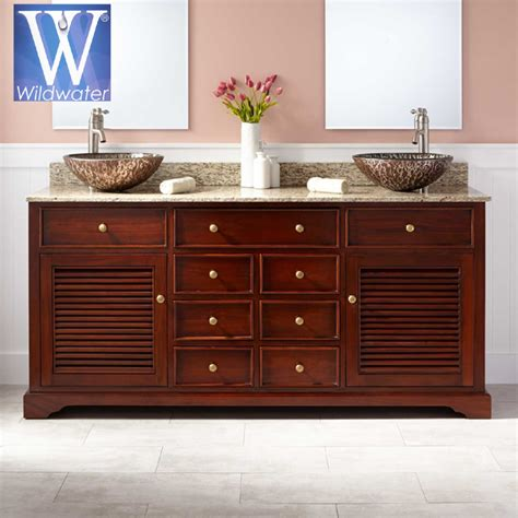 bathroom furniture teak oak and mahogany bathroom