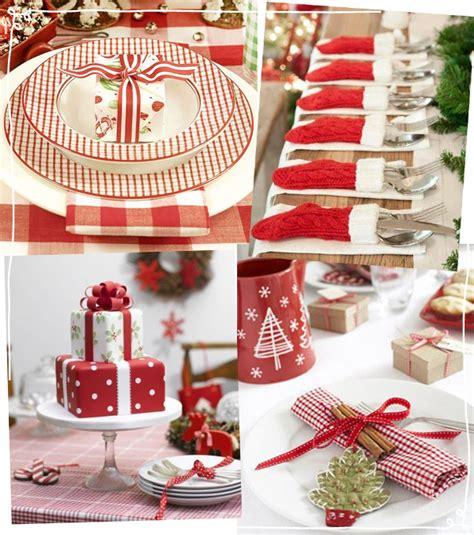 decoração arvore de natal vermelho e branco blog imaginarium