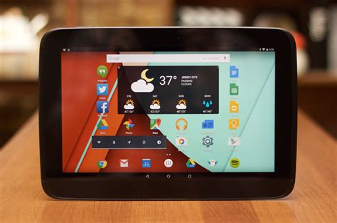 best android tablets of 2016 with tablet buying guide - Top Android Tablets