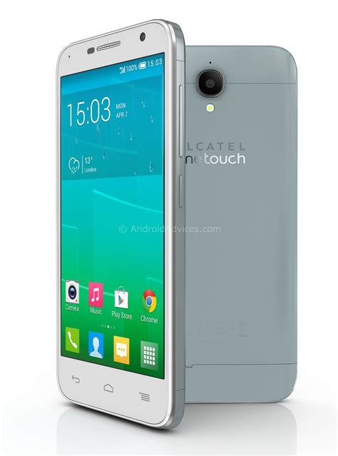 alcatel onetouch idol 2s with 5 quot screen lte 1gb ram