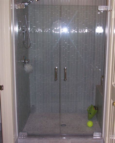 King Glass Shower Door Door Panel Shower Door King Shower Door Installations