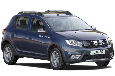renault dacia dacia sandero stepway hatchback review carbuyer