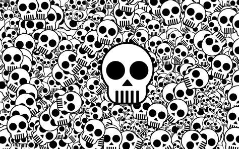 black and white portrait desktop background hd 1920x1200 hd skull wallpapers wallpaper cave