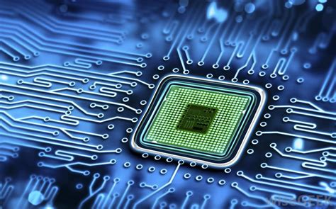 what is electronic integrated circuits what is a microchip with pictures