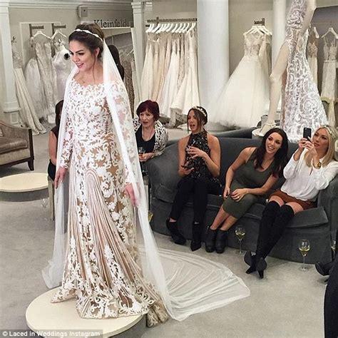 Katie Maloney on $15k Zuhair Murad wedding dress   Daily
