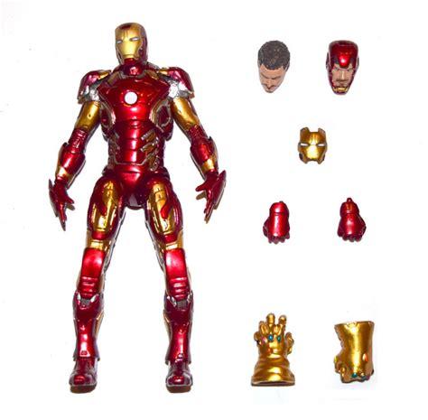 Mainan Figure Marvel Select Ironman Hulkbuster marvel select iron mk 43 armor age of ultron