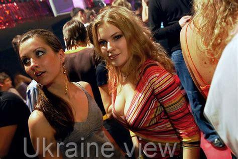 kiev nightlife nightclubs ukraine view