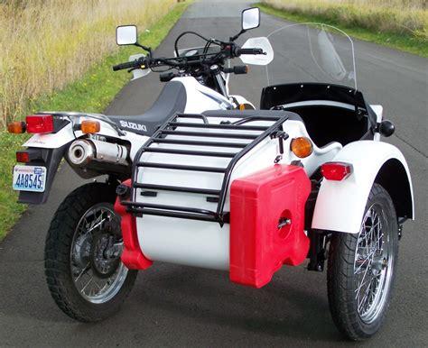 Sidecar Suzuki Motorcycle M72d Sidecars
