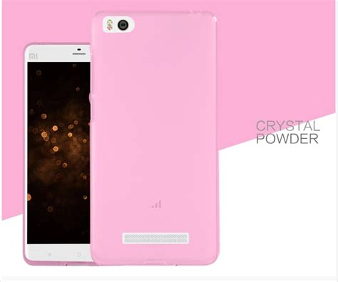The Panas Dalam Casing Xiaomi Mi 4i 4c Custom high quality durable protective silicon for xiaomi mi 4i mi 4c