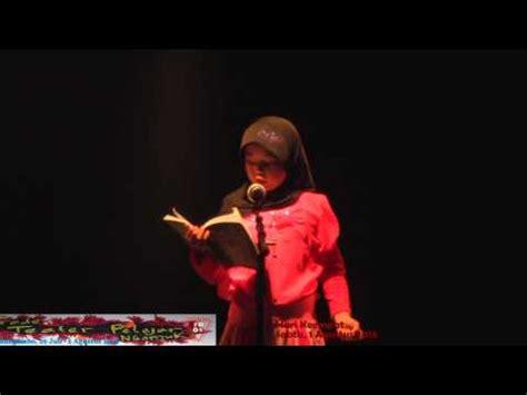cara membuat puisi anak sd anak sd baca puisi sarafina langkah karya cecep rahmat