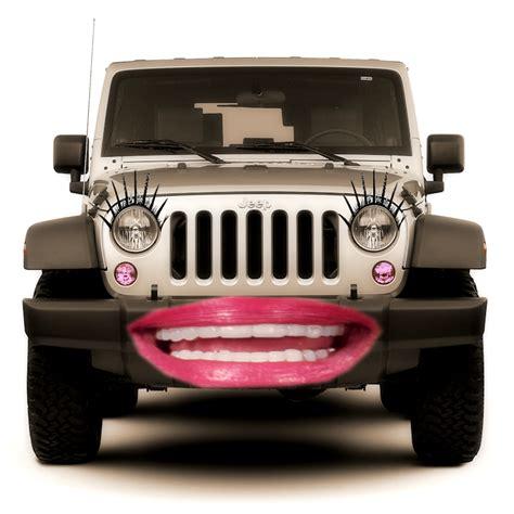 Kaos Jeep My Car Rule jeep eyelashes jeep wrangler forum