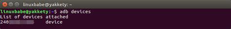 ubuntu adb tutorial how to install adb fastboot on ubuntu 16 04 16 10 14