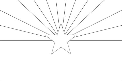 arizona flag vector cliparts co