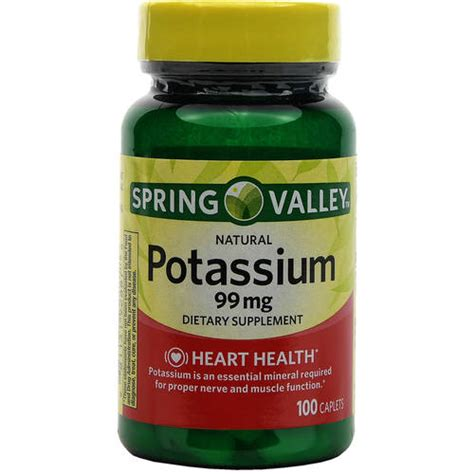ar r supplements what forms of magnesium and potassium supplements are