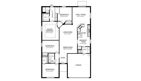 arlington house floor plan new home floorplan orlando fl arlington maronda homes
